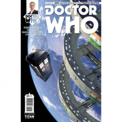 Doctor Who: 12th Doctor  Issue 04sub