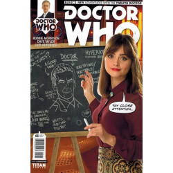 Doctor Who: 12th Doctor Issue 05b Variant
