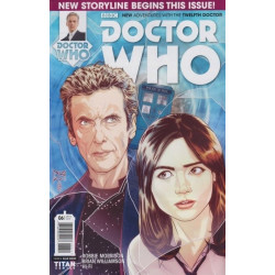 Doctor Who: 12th Doctor  Issue 06