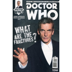 Doctor Who: 12th Doctor  Issue 06b