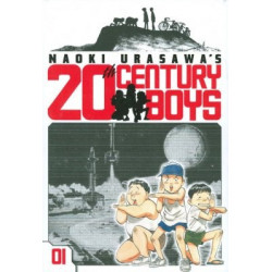 20th Century Boys  Soft Cover 1