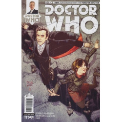Doctor Who: 12th Doctor  Issue 07