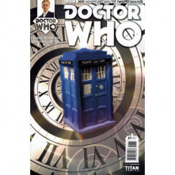 Doctor Who: 12th Doctor  Issue 07b