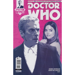 Doctor Who: 12th Doctor  Issue 08