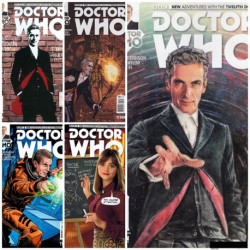 Doctor Who: 12th Doctor Collection Issues 1-5
