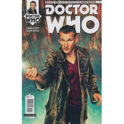 Doctor Who: 9th Doctor  Issue 01