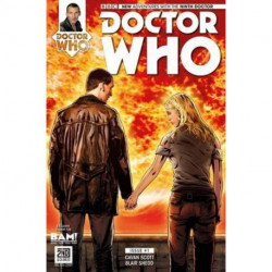 Doctor Who: 9th Doctor  Issue 01f