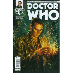 Doctor Who: 09th Doctor Issue 02