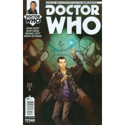 Doctor Who: 9th Doctor  Issue 03