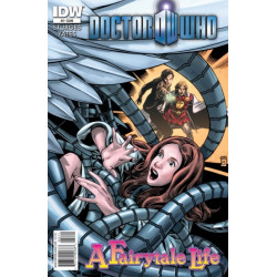 Doctor Who: A Fairytale Life  Issue 2