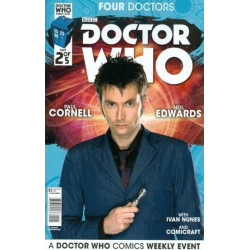Doctor Who: Four Doctors  Issue 2b