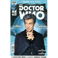 Doctor Who: Four Doctors  Issue 4b