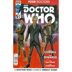 Doctor Who: Four Doctors  Issue 5