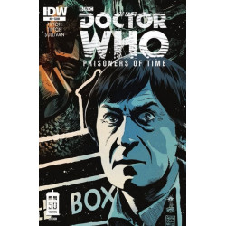 Doctor Who: Prisoners of Time  Issue 2