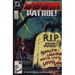 Doom Patrol Vol. 2 Issue 05