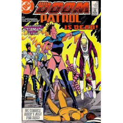 Doom Patrol Vol. 2 Issue 18