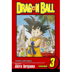 Dragon Ball TPB 03
