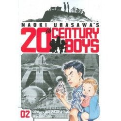 20th Century Boys  Soft Cover 2