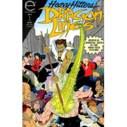 Dragon Lines  Issue 1
