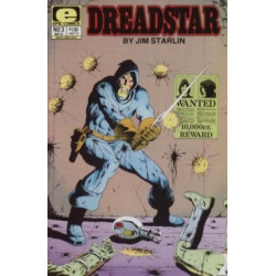 Dreadstar  Issue 3
