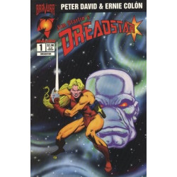 Dreadstar Mini Issue 1
