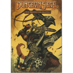 Dungeon Siege: Battle for Aranna  Soft Cover 1