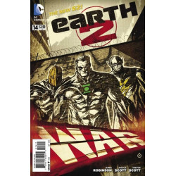 Earth 2  Issue 14