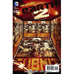 Earth 2  Issue 15