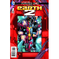 Earth 2: Futures End One-Shot Issue 1