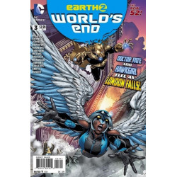 Earth 2: World's End  Issue 3