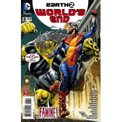Earth 2: World's End  Issue 6