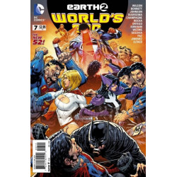Earth 2: World's End  Issue 7