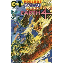 Earth 4: Deathwatch 2000  Issue 1