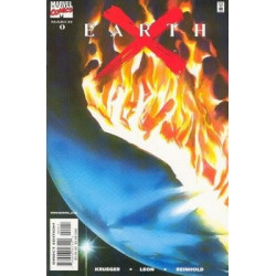 Earth X  Issue 0