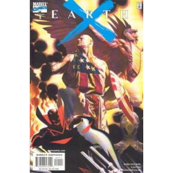 Earth X  Issue 01