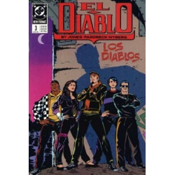 El Diablo  Issue 3