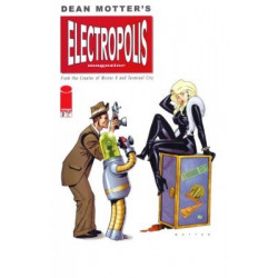 Electropolis  Issue 2
