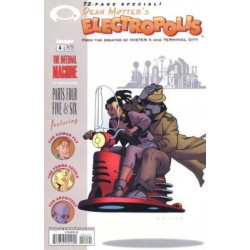 Electropolis  Issue 4