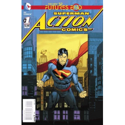 Action Comics: Futures End One-Shot Issue 1