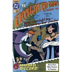 Elongated Man Mini Issue 1