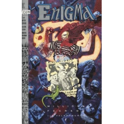 Enigma  Issue 5