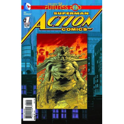 Action Comics: Futures End One-Shot Issue 1b