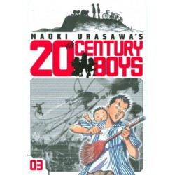 20th Century Boys  Soft Cover 3