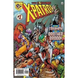 Exciting X-Patrol One-Shot Issue 1