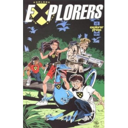 Explorers  Issue 2