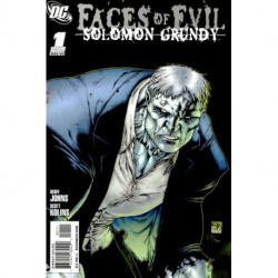 Faces of Evil: Solomon Grundy  Issue 1
