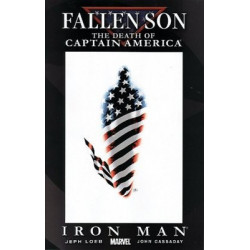 Fallen Son: The Death of Captain America Issue 5