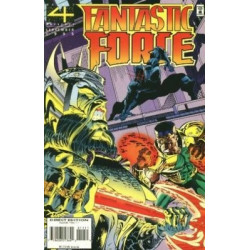 Fantastic Force  Issue 11