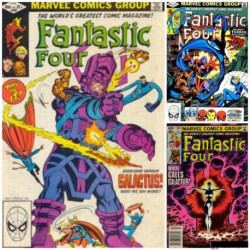Fantastic Four Collection Issues 242-244