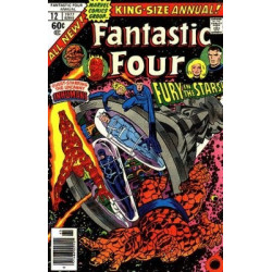 Fantastic Four Vol. 1 Annual 12